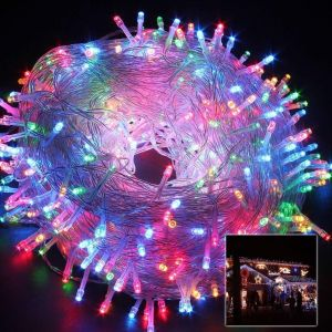 Outdoor 100 Meter 400 LED Fairy String Light With Multimode Remote For Diwali, Christmas, Party, Home Decoration