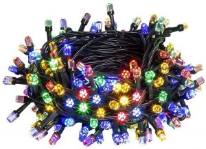 Outdoor 50 Meter 200 LED Fairy String Light With Multimode Remote For Diwali, Christmas, Party,Home Decoration