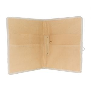 Jute Conference File Folder for Certificates,(Brown) A4 Size